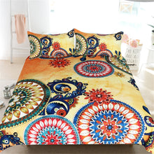 Load image into Gallery viewer, Kaleidoscope Bedding Set