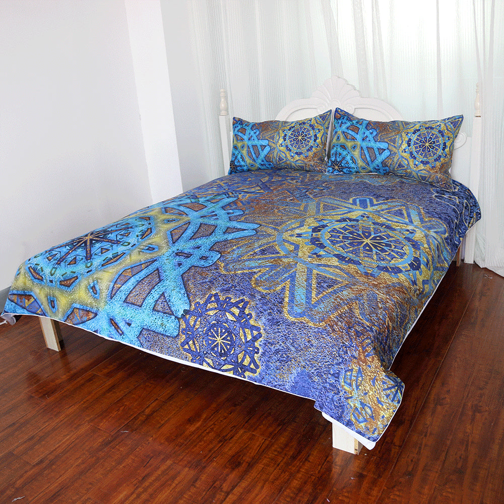 Snowflake Bedding Set
