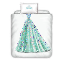 Load image into Gallery viewer, Princess Bed Set - Single Size