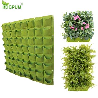 Vertical Planter Wall-mounted