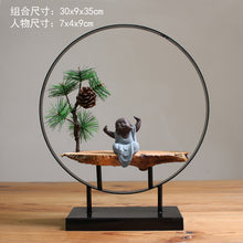 Load image into Gallery viewer, Art Sculpture Buddha Incense Burner