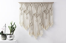 Load image into Gallery viewer, Macrame Wall Art