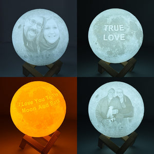 Customised Moon Light