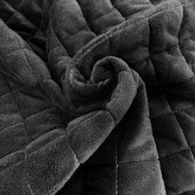 Load image into Gallery viewer, Velvet Weighted Blanket Cover