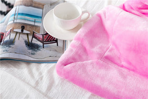 Luxurious Large Warm Sherpa Throw Blanket