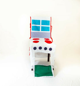 Kitchen Play Chair Cover Slip