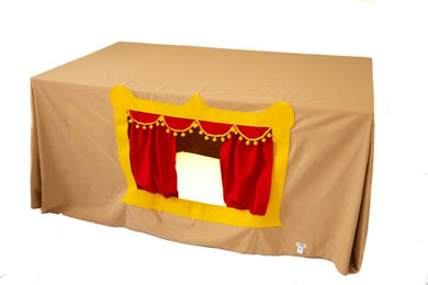 Puppet Theatre Tablecloth Playhouse