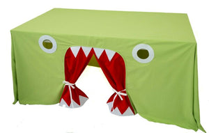 Monster Tablecloth Playhouse
