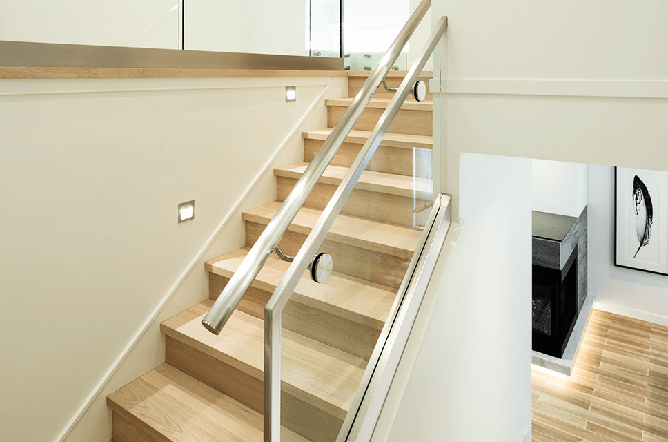 Railing Glass - Residential Services