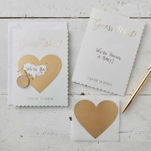 Scratch and Reveal Cards (3 pack)