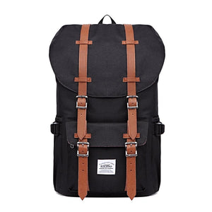 "Backpack Daypack 17"" Laptop Backpack for 15"" Notebook"