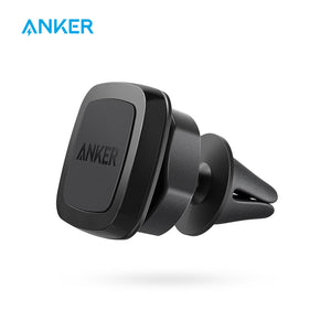 Anker Air Vent Magnetic Car Mount, Highly-Adjustable Phone Holder for iPhone SE / 6 / 6s / 7, Nexus 5X, Moto E, OnePlus X etc