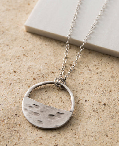 Inner Circle Fine Necklace