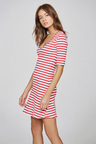 Voyage Stripe Dress
