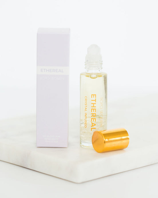 Ethereal Crystal Perfume Roller | Bopo Women