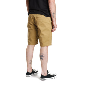 Brixton Toil 11 Hemmed Short