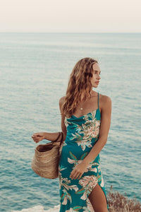 Maya Midi Dress | Le Salty Label