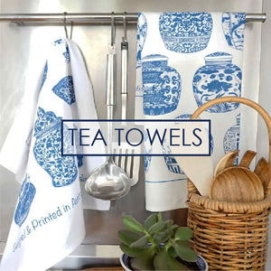 TEXTILES - TEA TOWELS