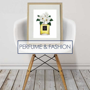 PRINTS - FASHION & PERFUME