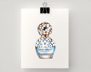 Print of Marc Jacobs Daisy Dream perfume