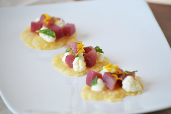 Cocktail Canapes
