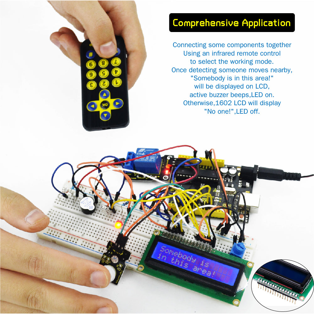 Details About Educational Electronics Circuit Starter Kit Manual Arduino Super Learning With 32 Projects User