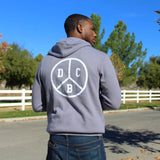 Grey Signature D.C.B Zip Up
