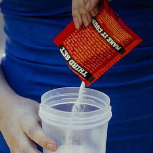 Third Set Nutritional Packets