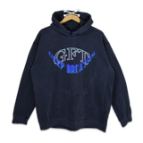 'Deep Breathes' Hooded Sweatshirt