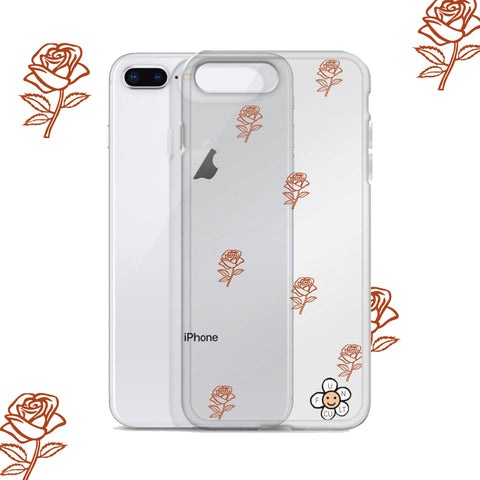 Random Rose Iphone Case (various sizes)