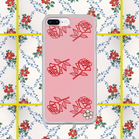 Feeling Rosy Iphone Case (various sizes)