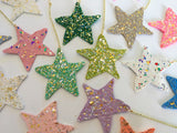 Set of 3 Star Ornaments