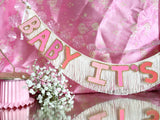 Baby It's You Fringe Banner by FUN CULT