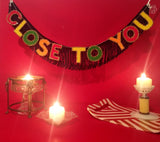 Close To You Fringe Banner