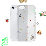 Lucky Gifs Iphone 7 / 7plus clear phone case by FUN CULT