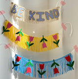 Be Kind Fringe Banner