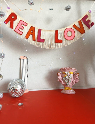 Real Love Fringe Banner