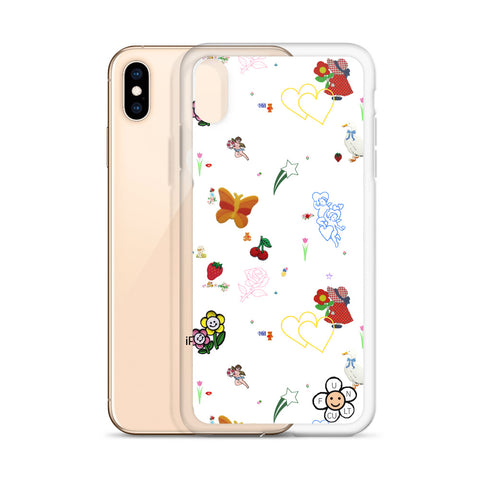 Favorites iPhone Case (various model sizes)