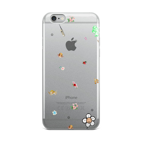 Lucky Gifs Iphone Case (various sizes)
