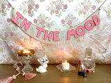 Nite Nite / In The Mood Double Meaning Fringe Banner by FUN CULT - Double Sided Banner