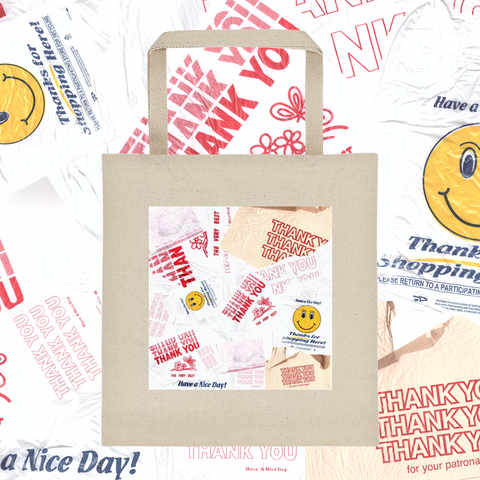 Take-Out Jumbo Tote bag