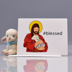 #blessed All Occasion Card - WHOLESALE 6-PACK
