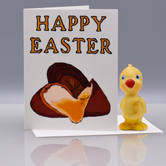 Cadbury Creme Eggs Easter Card - WHOLESALE 6-PACK