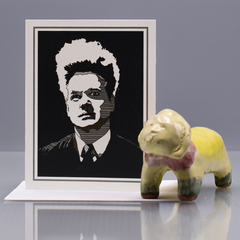"""Eraserhead"" David Lynch All Occasion Card - WHOLESALE 6-PACK"