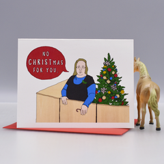 Kim Davis Christmas Card - WHOLESALE 6-PACK