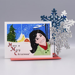 Have a Mary (Tyler Moore) Christmas Card - WHOLESALE 6-PACK