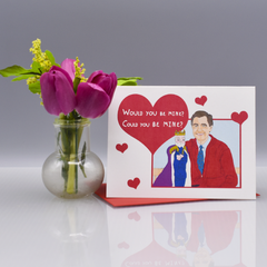 "Could You Be Mine? ""Mister Rogers Neighborhood"" Friendship Card - WHOLESALE 6-PACK"