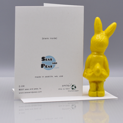 Peeps Easter Card - WHOLESALE 6-PACK