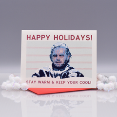 "Frozen Jack ""The Shining"" Christmas Card - WHOLESALE 6-PACK"
