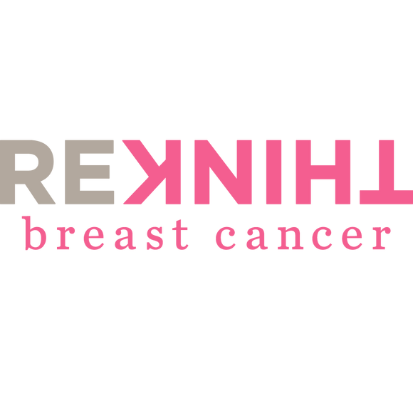 Newborn Beanie in support of ReThink Breast Cancer's MBC Fund